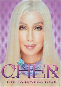 Cover Cher - The Farewell Tour [DVD]